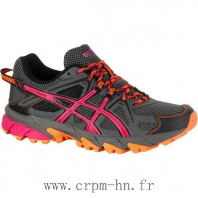 Pas Cher asics chaussures trail femme en soldes 3845