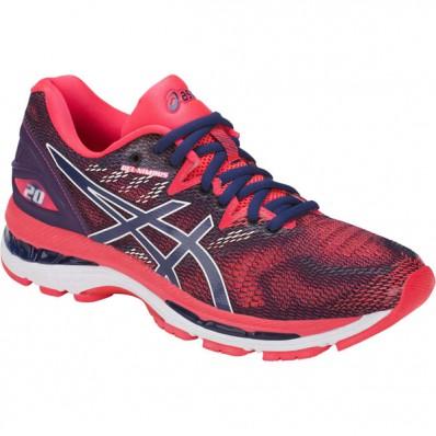 Shop chaussures running femme asics gel nimbus en soldes 46685