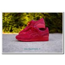 Achat asics running femme rouge Pas Cher 32587